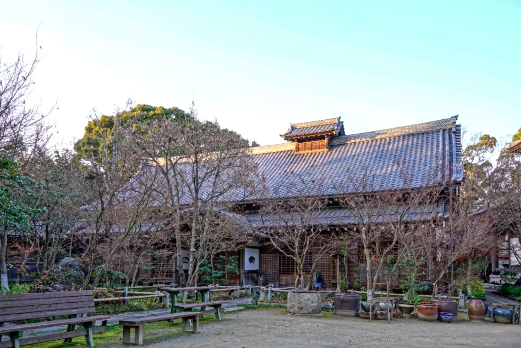 門信徒会館の風景